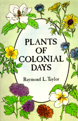 Image for Plants of Colonial Days