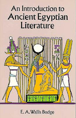 Image for An Introduction to Ancient Egyptian Literature