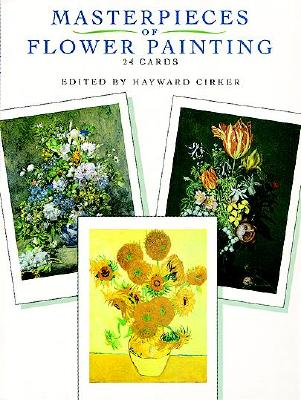 Masterpieces of Flower Painting: 24 Cards (Dover Postcards)