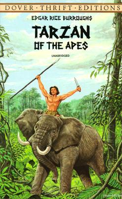 Image for Tarzan of the Apes (Dover Thrif)