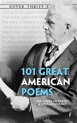 Image for 101 Great American Poems (Dover Thrift Editions)