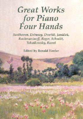 Great Works for Piano Four Hands (Dover Music for Piano)
