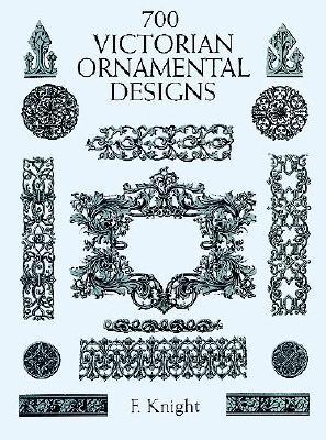 Image for 700 Victorian Ornamental Designs (Dover Pictorial Archive)