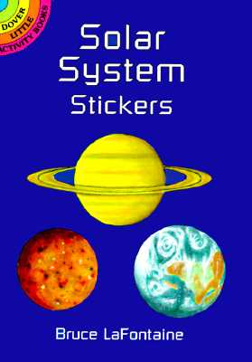 Image for Solar System Stickers (Dover Little Activity Books Stickers)