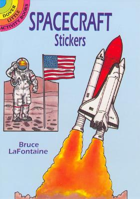 Image for Spacecraft Stickers (Dover Little Activity Books Stickers)