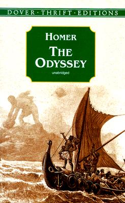Image for The Odyssey (Dover Thrift Editions)