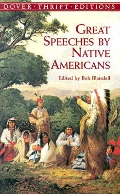Image for Great Speeches by Native Americans (Dover Thrift Editions)