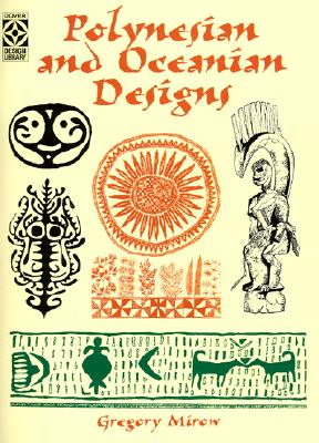 Image for Polynesian and Oceanian Designs (Dover Pictorial Archive Series)