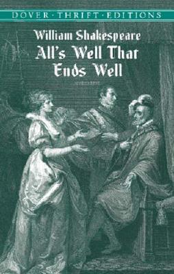 Image for All's Well That Ends Well (Dover Thrift Editions)