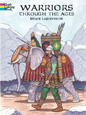 Image for Warriors Through the Ages (Dover History Coloring Book)