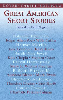 Image for Great American Short Stories (Dover Thrift Editions)