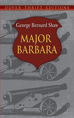 Image for Major Barbara (Dover Thrift Editions)