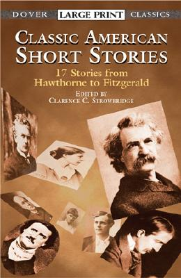 Image for Classic American Short Stories (Dover Large Print Classics)