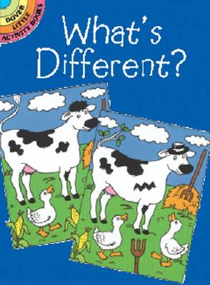 Image for What's Different? (Dover Little Activity Books)