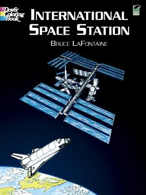 Image for International Space Station Coloring Book (Dover History Coloring Book)