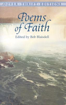 Image for Poems of Faith (Dover Thrift Editions)