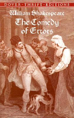 Image for The Comedy of Errors (Dover Thrift Editions)