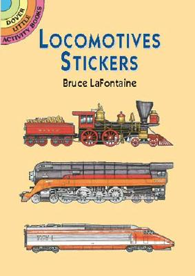Image for Locomotives Stickers (Dover Little Activity Books Stickers)