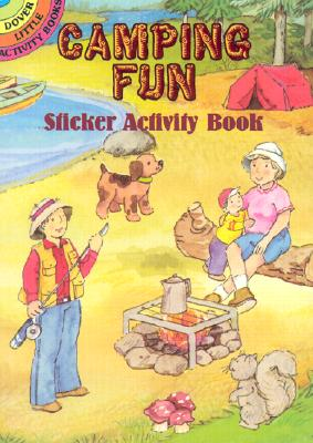 Image for Camping Fun Sticker Activity Book (Dover Little Activity Books Stickers)