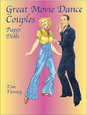 Image for Great Movie Dance Couples Paper Dolls (Dover Celebrity Paper Dolls)