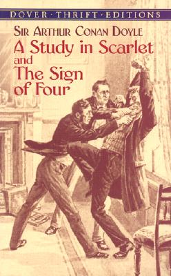 Image for A Study in Scarlet and The Sign of Four (Dover Thrift Editions)