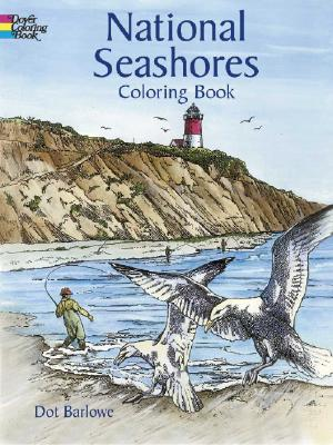 Image for National Seashores (Dover Coloring Books)