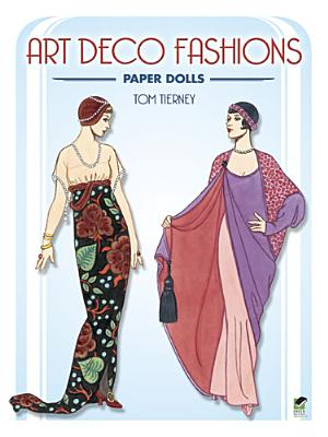 Image for Art Deco Fashions Paper Dolls (Dover Paper Dolls)