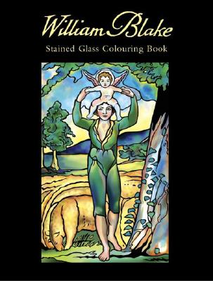 Image for William Blake Stained Glass Colouring Book (Dover Pictorial Archives)