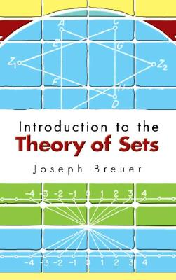 Image for Introduction to the Theory of Sets (Dover Books on Mathematics)