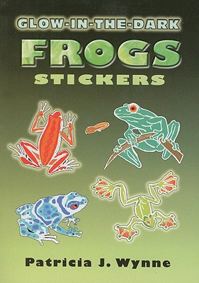 Image for Glow-in-the-Dark Frogs Stickers