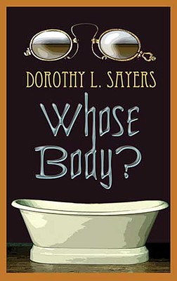 Image for Whose Body?