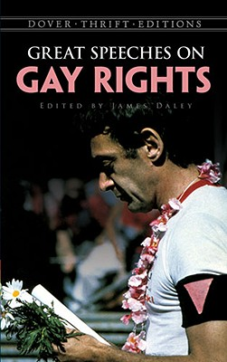 Image for Great Speeches on Gay Rights