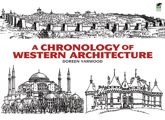 Image for A Chronology of Western Architecture (Dover Architecture)