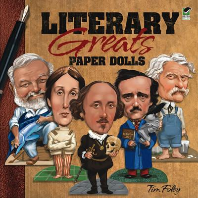 Image for Literary Greats Paper Dolls (Dover Paper Dolls)