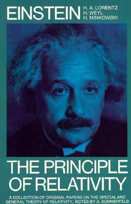 Image for The Principle of Relativity (Dover Books on Physics)