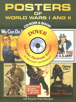 Image for Posters of World Wars I and II CD-ROM and Book (Dover Electronic Clip Art)