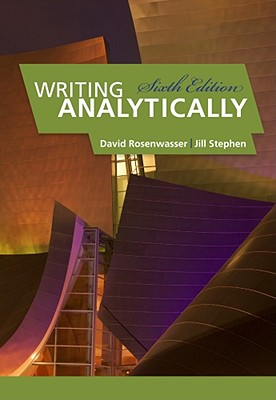 Image for Writing Analytically