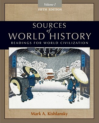 Image for Sources of World History, Volume I
