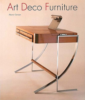 Image for Art Deco Furniture: The French Designers