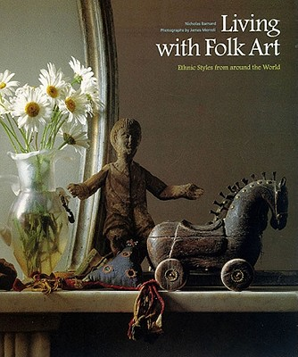 Image for LIVING WITH FOLK ART
