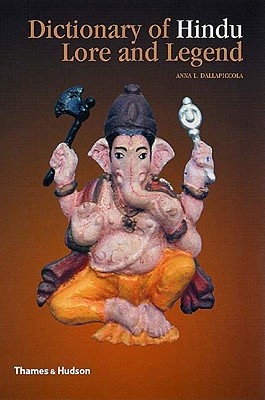 Image for Dictionary of Hindu Lore and Legend