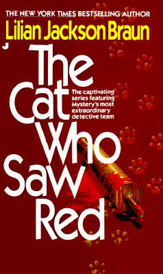 Image for The Cat Who Saw Red
