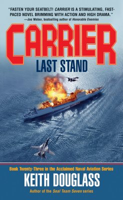 Image for Carrier #23: Last Stand