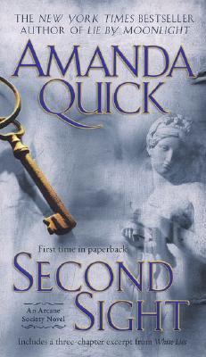 Second Sight (An Arcane Society Novel), Quick, Amanda