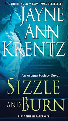 Image for Sizzle and Burn (Arcane Society)