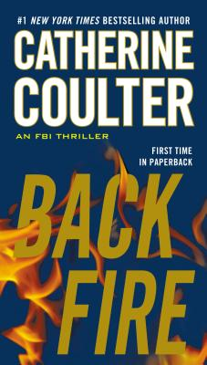 Image for Backfire (An FBI Thriller)