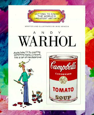 Image for Andy Warhol (Getting to Know the World's Greatest Artists)