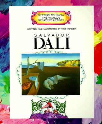Image for Salvador Dali (Getting to Know the World's Greatest Artists)