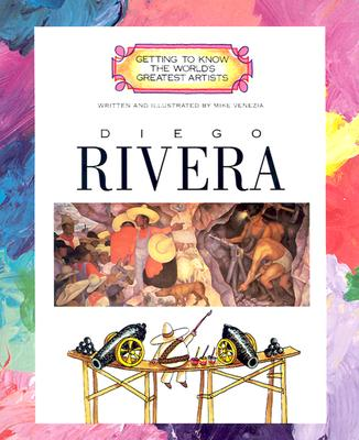 Image for Diego Rivera (Getting to Know the World's Greatest Artists)