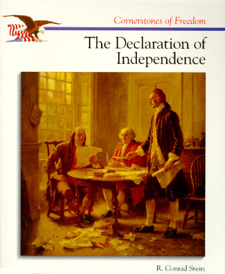 Image for The Declaration of Independence (Cornerstones of Freedom)